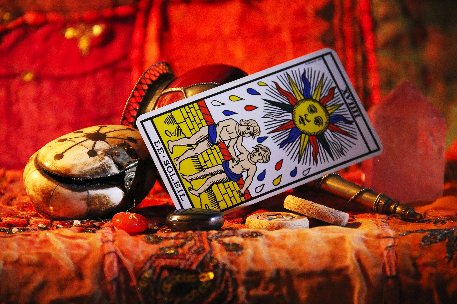 Tarot Card | Level 1 |  5 Sessions